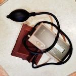 危険な血圧サージ 突然血圧が高くなる 55mmHg上がると注意?